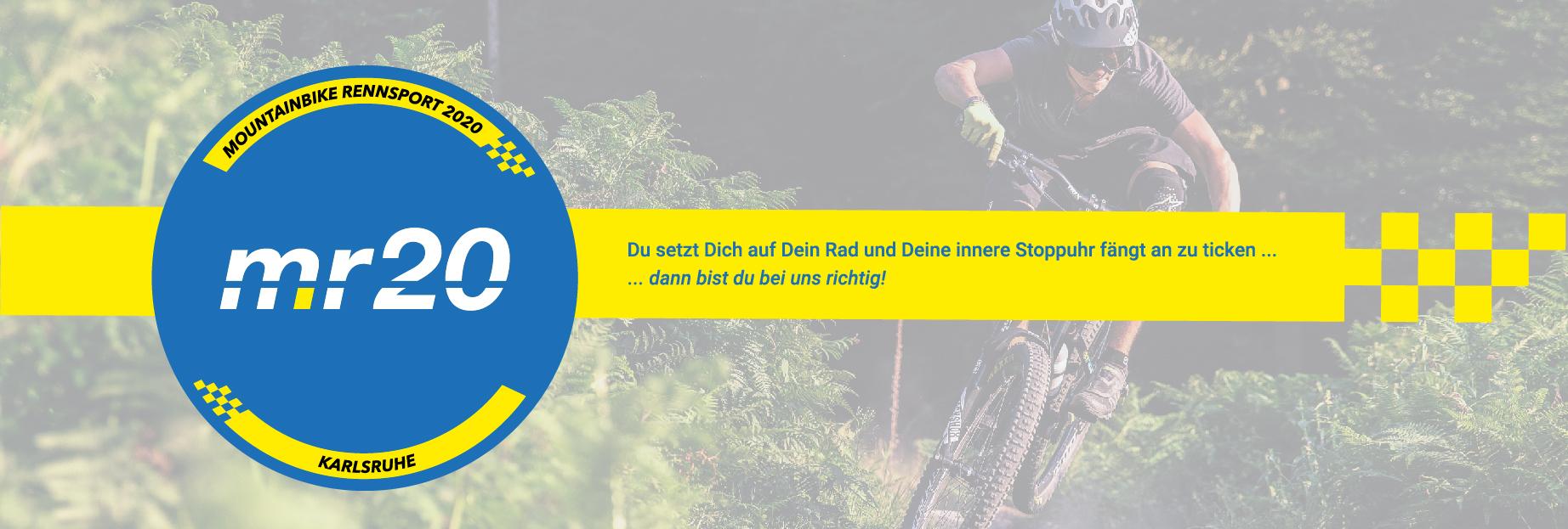 mr20 -Mountainbike Rennsport 2020 in  Karlsruhe